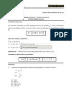 MA02A Números Racionales I