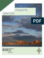 Farmington Lake conceptual plan