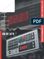 Be21 Brochure
