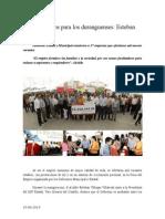 25.06.2014 Comunicado Mil Empleos Para Los Duranguenses Esteban