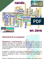 Programando en Java
