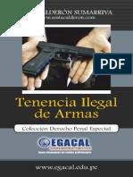 Egacal Tenencia Ilegal de Armas