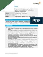 Position Description Project Officer