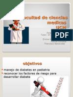 Diabetes pediatria