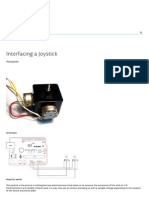 Arduino - JoyStick