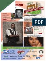 RDF2015 Entertainment Poster