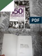 150 Formas de Iniciar una Conversacion - Egoland.PDF