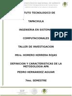Metodologia APA
