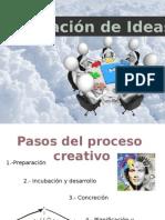 Generación Ideas Tecnicas