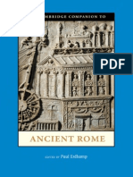 Companion to Ancient Rome