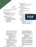 Partnerships Notes