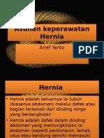 Asuhan Keperawatan Hernia