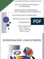 INVESTIGACION CONCLUYENTE .pptx