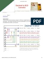 Decimal to BCD Convetor.pdf