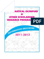 India Olympiad Mathbook