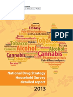 National Drug Survey 2013