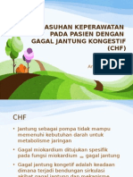 askep CHF