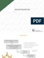 Diseño y Gestion de Proyectos