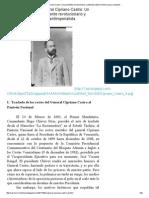 El General Cipriano Castro_ Un Presidente Revolucionario y Antiimperialista _ Historia Para Compartir