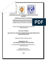 Informe Final RTDTM