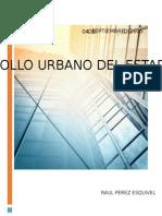 Ley de Desarrollo Urbano
