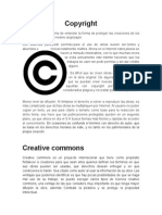 Copyright-Creative Commons