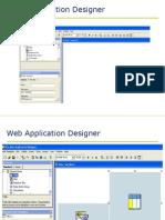 Web Application Designer