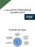 Dispositivos Informativos Visuales (DIV)