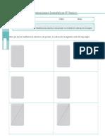 Guía de Transformaciones Isométricas 8º Basico