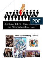 HR Boothcamp Module 8 Talent Identification, Developing and Retaining
