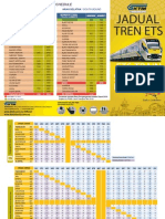 Timetable Ets2015