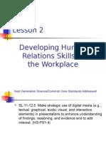 B1-2 Human Relation Skills