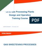 Gas Sweetening
