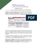 Manual de Uso Planeador de Proyectos Colaborativos