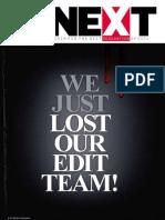 IT Next_Issue 03 Volume 01_March 2010