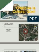 Cripta de La Colonia Güell ,Antoni Gaudí LR.7.