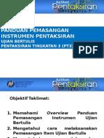 Panduan Pemasangan Item PT3.pptx
