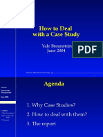 How to Deal With Case Study