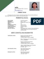 linas resume