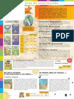 Libros de Intervencion Infantil
