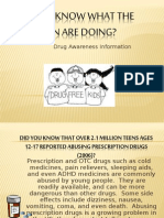 Drug Awareness 1 1