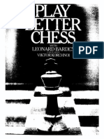 Play Better Chess - Leonard Barden
