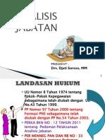 Bintek Bkd Anjab (Drs. Djati Suroso, Mm)_upload