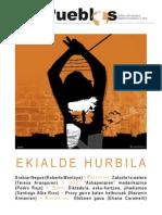 Pueblos 65 – Segundo trimestre de 2015 - Dossier en euskera