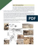 Hiercompolis Predynastic Town Introduction
