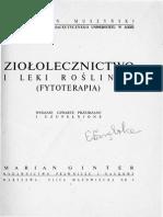 Muszyński - Ziololecznictwo