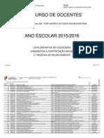 200 - Português e Estudos Sociais-História