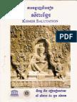 Khmer Salutation
