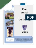 Plan Anual de Trabajo_2015