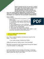 SAP ABAP1